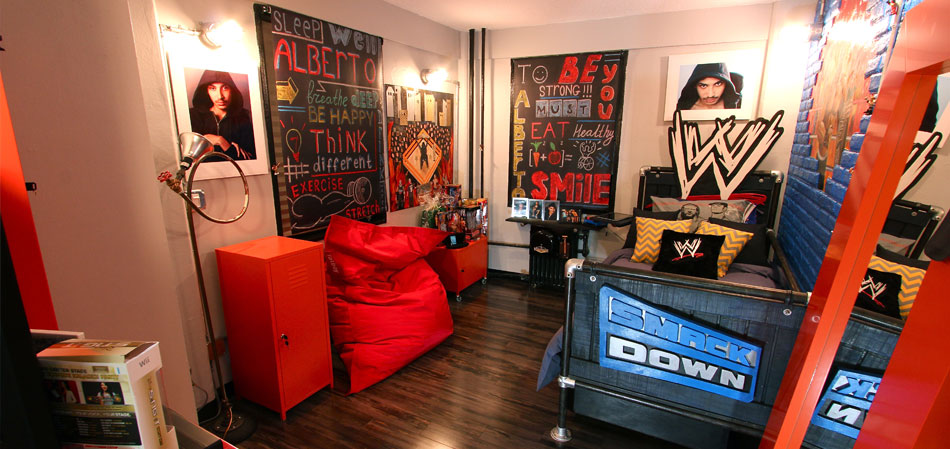 Good ... Wwe Room Decor Packages By Blissfulbedrooms ...