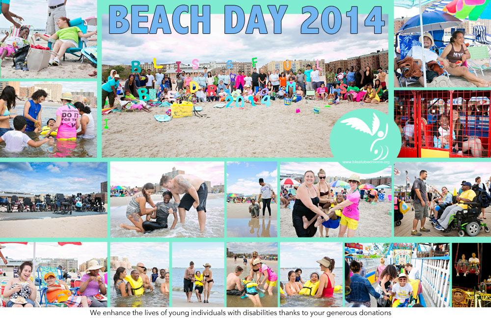 BeachDay2014Collage