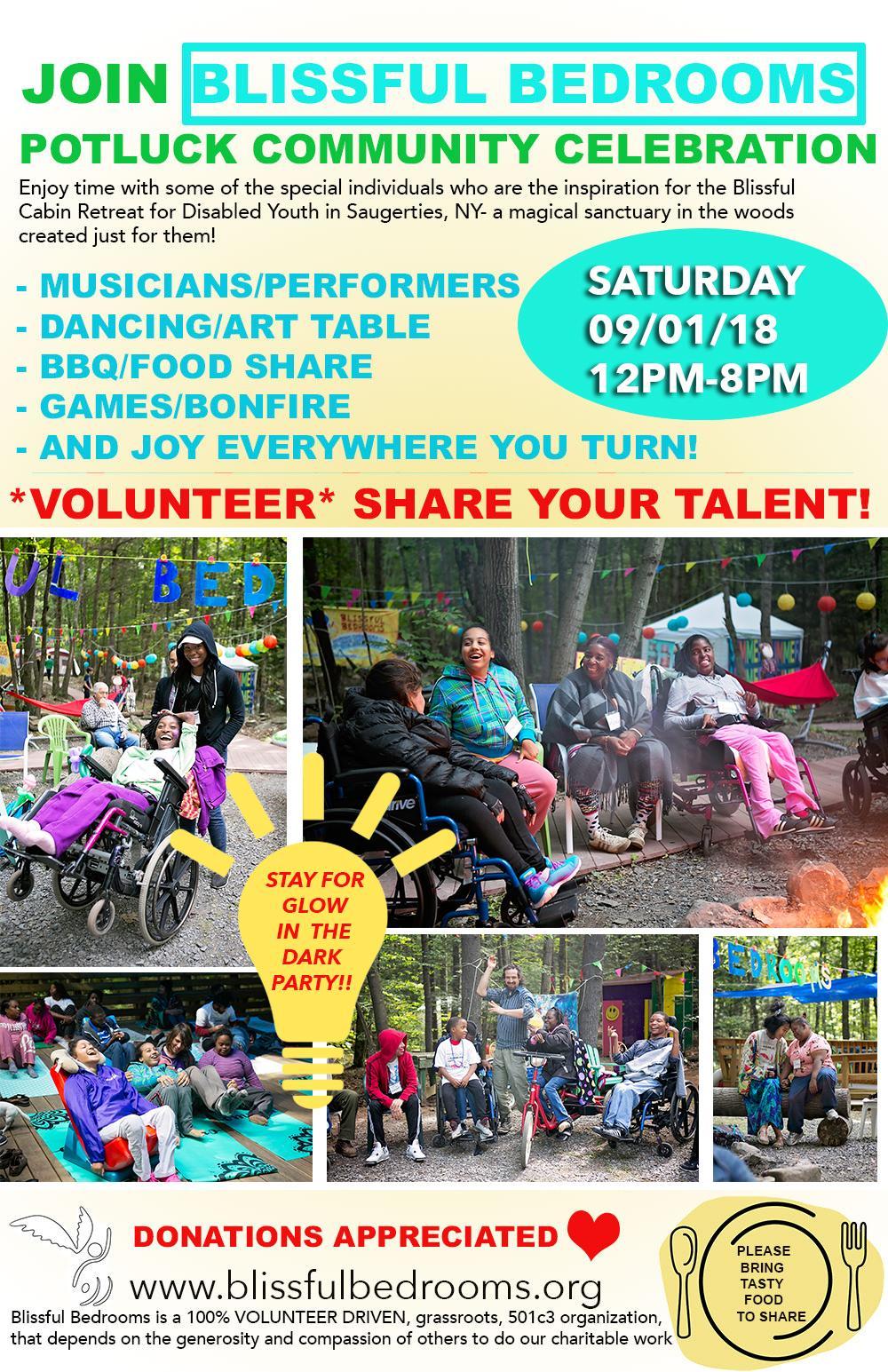 Camping trip - Community Day celebration 2018