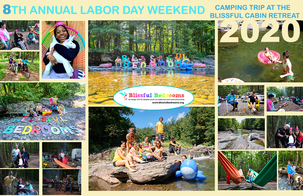 8TH ANNUAL CAMPING 2020