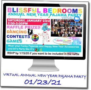 NEW YEAR PAJAMA PARTY VIRTUAL 2021-Polaroid